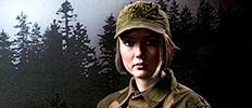 bokomslag militaere kvinner