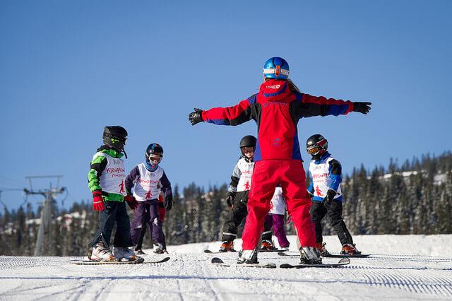trysil skiskole