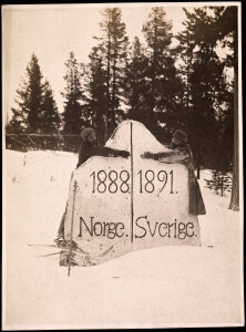 Bilde: Nasjonalbiblioteket.
