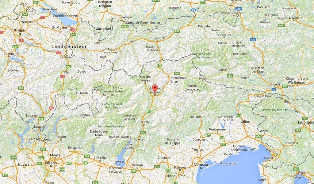 Kart: Googlemaps