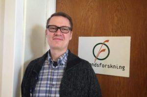 Asbjørn Kårstein skal jobbe på Hamar-kontoret.
