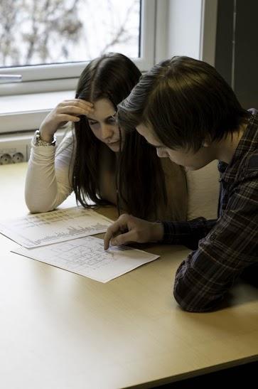 Elevbedrift og Ungdomsbedrift er utbredt på mange skoler i Norge. Bildet: Iris Media UB.